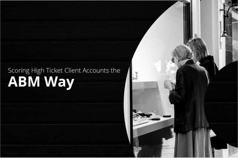 Client Accounts, ABM